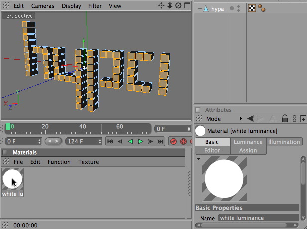 Cinema 4D Tutorial - Creating Selection Sets Automagically