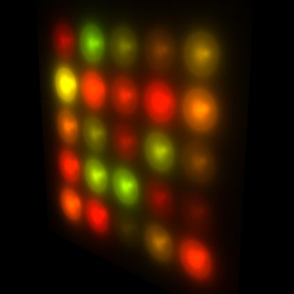 Cinema 4D Tutorial - Randomness with Lights